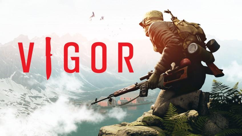 Королевская битва Vigor уже вышла на Xbox One