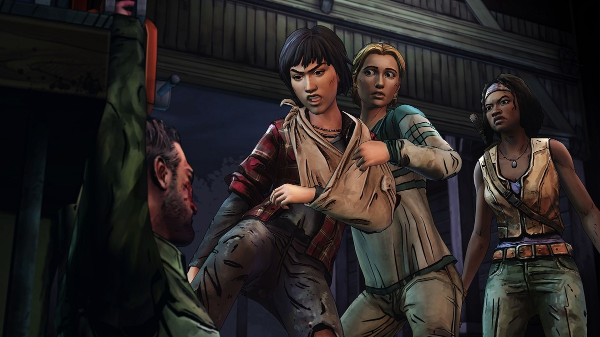 Telltale показала трейлер финального эпизода The Walking Dead: Michonne