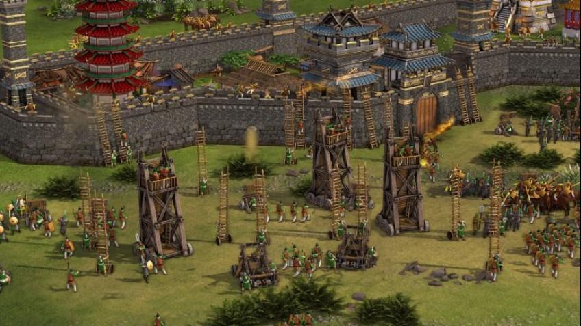 Создатели Stronghold Warlords рассказали об осадных орудиях