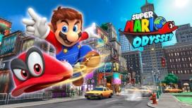 Nintendo показала кооперативный режим в Super Mario Odyssey