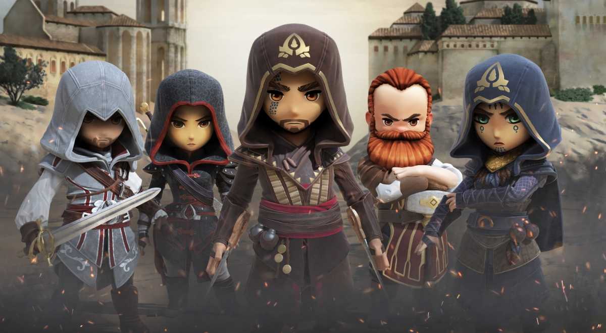 Ubisoft анонсировала Assassin's Creed: Rebellion