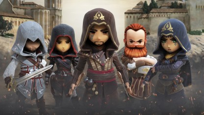 Ubisoft анонсировала Assassin's Creed: Rebellion