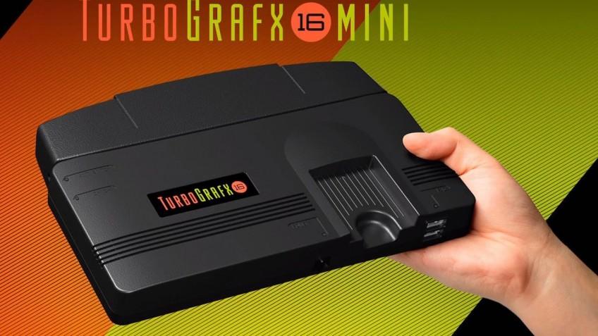 Ретроконсоль TurboGrafx-16 Mini выйдет22 мая