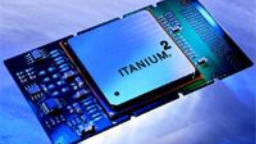 Intel отложила новый Itanium