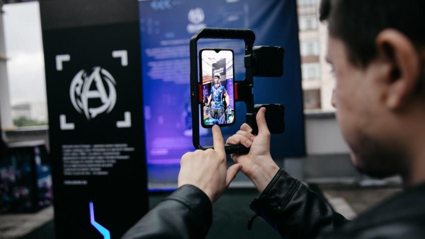 В Москве открыли виртуальный памятник геймеру