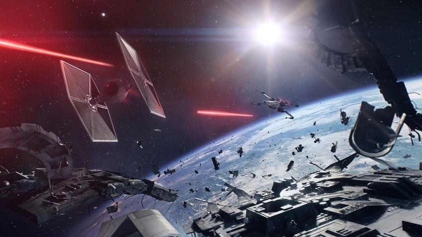Слух: в бета-версии Star Wars Battlefront2 будет кооперативный режим