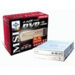 Мультиформатный DVD-привод от MSI