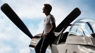 Новый трейлер и постер фильма «Топ Ган: Мэверик» с Томом Крузом