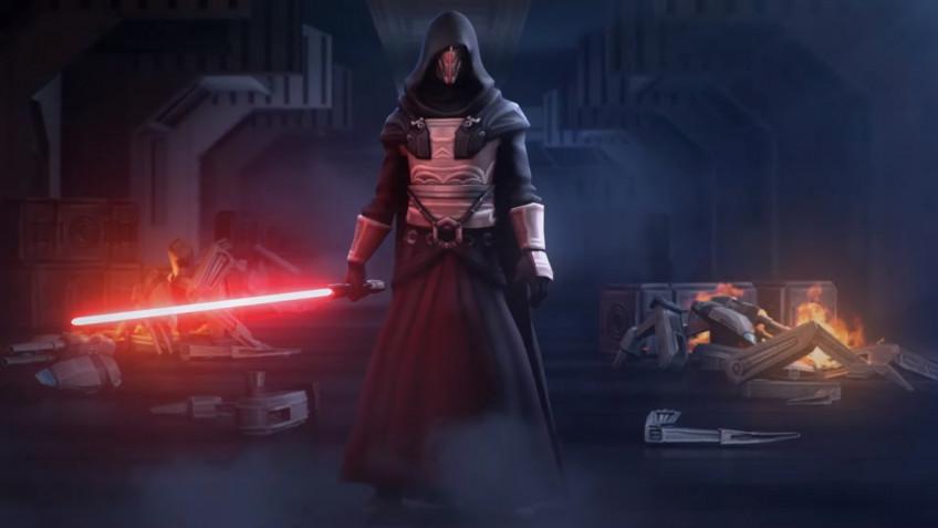 Все игры по Star Wars теперь под брендом Lucasfilm Games