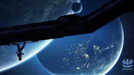 Вверх тормашками: гравитационная головоломка Sky Beneath выйдет в Steam