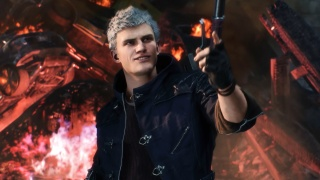 Capcom снизила цену Devil May Cry5 и ремейка Resident Evil2 на PS4