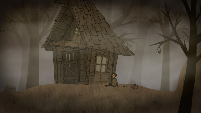 Российская головоломка Creepy Tale вышла в Steam