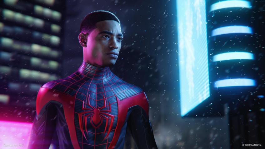 Продажи «Человека-паука: Майлз Моралес» достигли4,1 млн копий к концу 2020 года