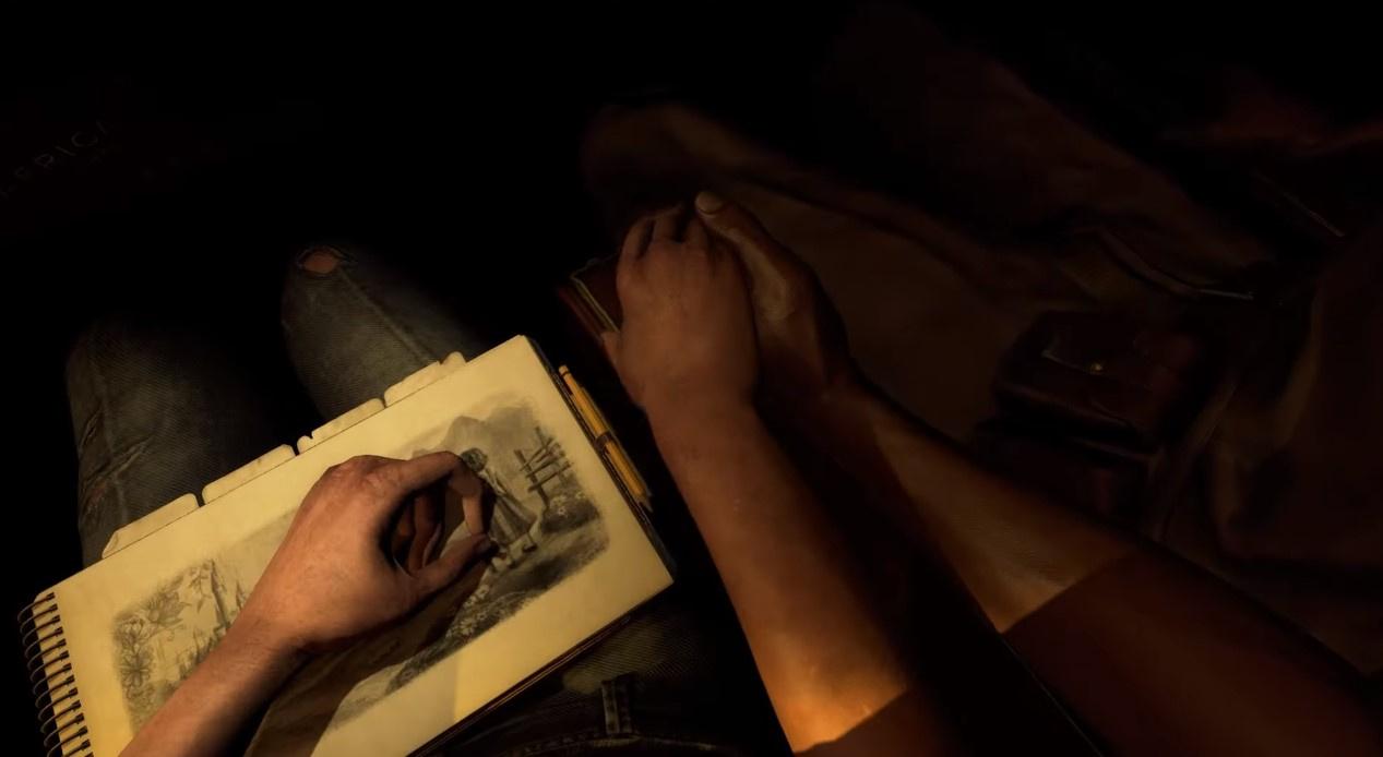 В релизном трейлере Amnesia: Rebirth героиня получает камнем по голове