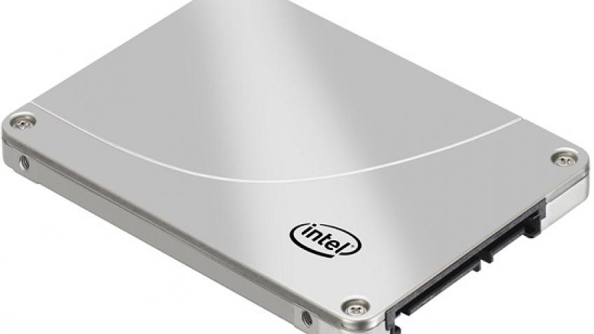 Intel выпустила новые емкие SSD
