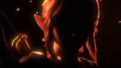 Автор любительского ремейка Ocarina of Time показал подземелья