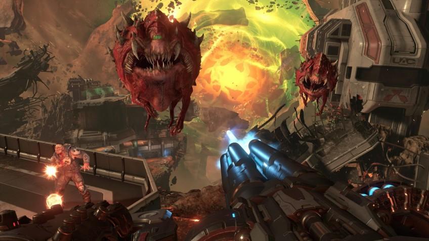 Представлен новый трейлер DOOM Eternal: сорок пять методов уничтожения демонов
