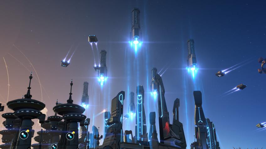 В свежий чарт Steam вошли две космические игры: Everspace2 и Dyson Sphere Program