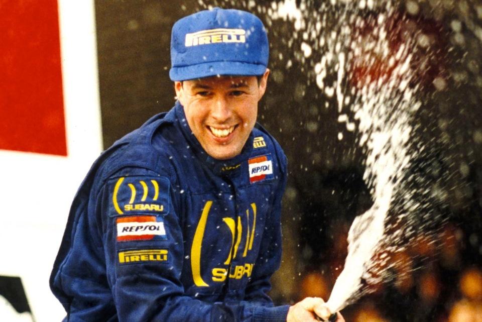 Для DiRT Rally2.0 готовят обновление в честь легендарного гонщика Колина Макрея