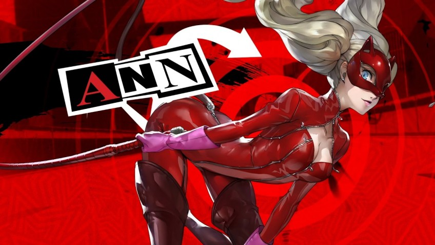 Новый трейлер Persona5 The Royal посвятили Пантере — Анн Такамаки