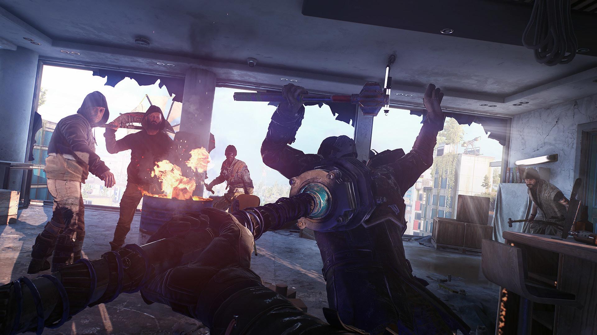 Авторы Dying Light 2: Stay Human рассказали о том, как изменилось оружие
