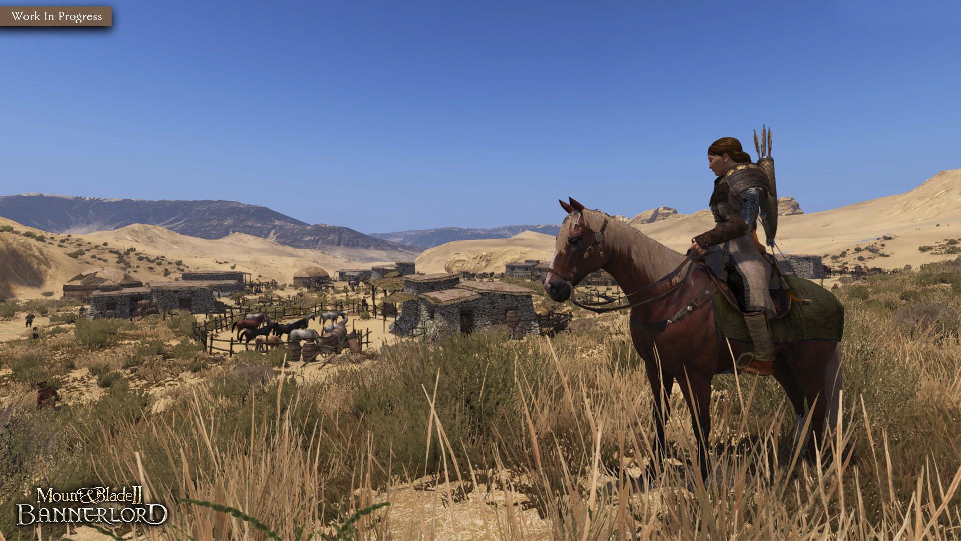 Mount and Blade 2: Bannerlord задержится в раннем доступе