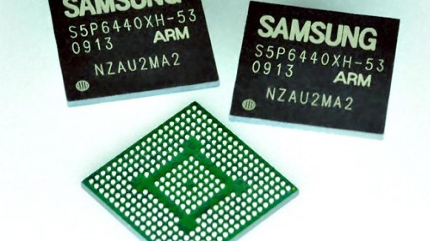Мощный мобильный процессор Samsung