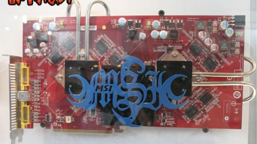 Computex 2007: тихие видеокарты MSI