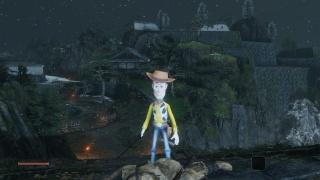 Мод для Sekiro: Shadows Die Twice заменит героя на ковбоя Вуди из «Истории игрушек»