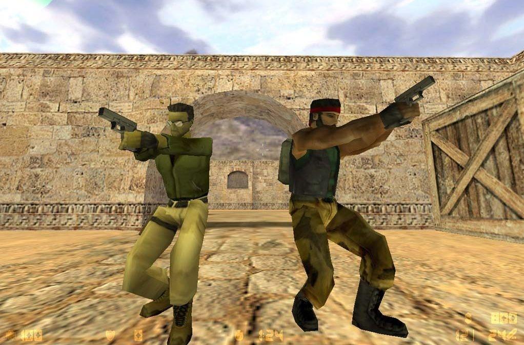 Counter-Strike исполнилось двадцать лет