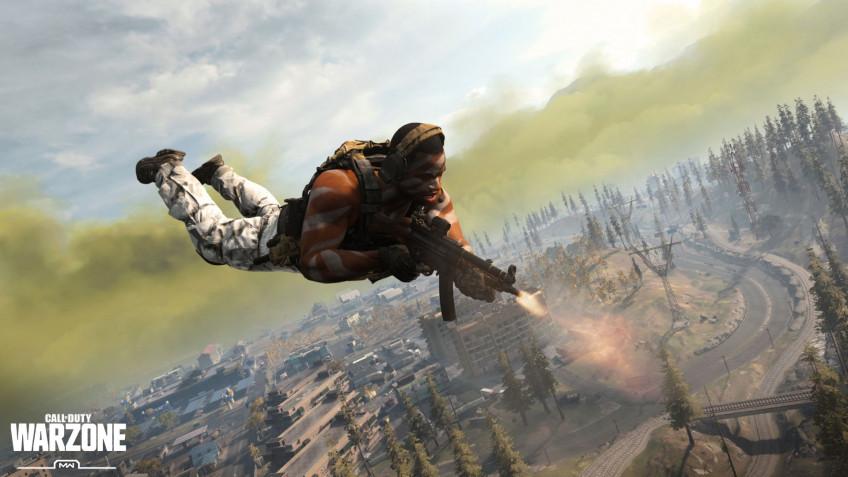 Call of Duty: Warzone вышла на PlayStation4 в России