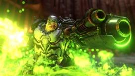 DOOM Eternal: почти13 минут мультиплеерного режима Battlemode