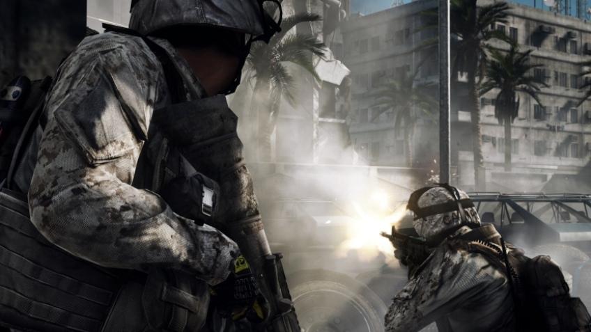 E3: Battlefield3 нанесет удар первой