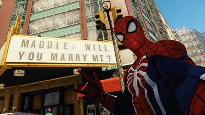 История грустной пасхалки в «Человеке-пауке» со стороны девушки брошенного парня