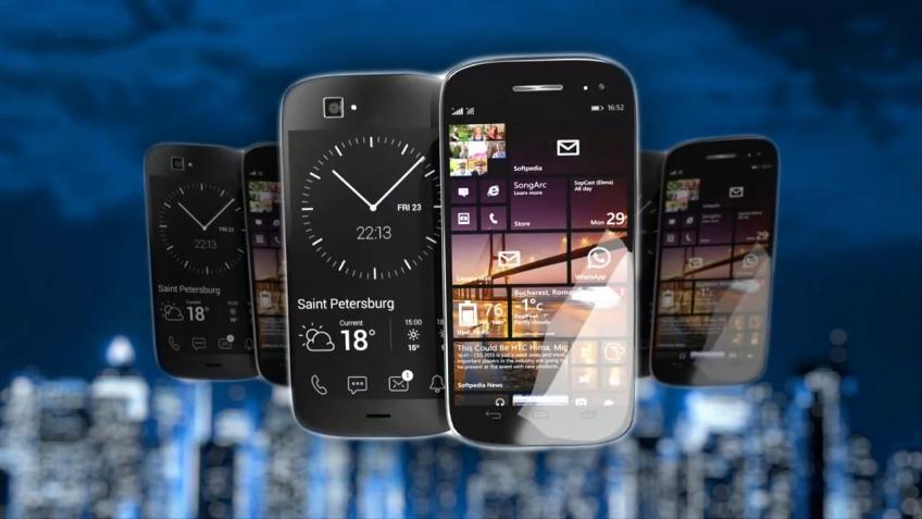 YotaPhone3 анонсировали в Китае