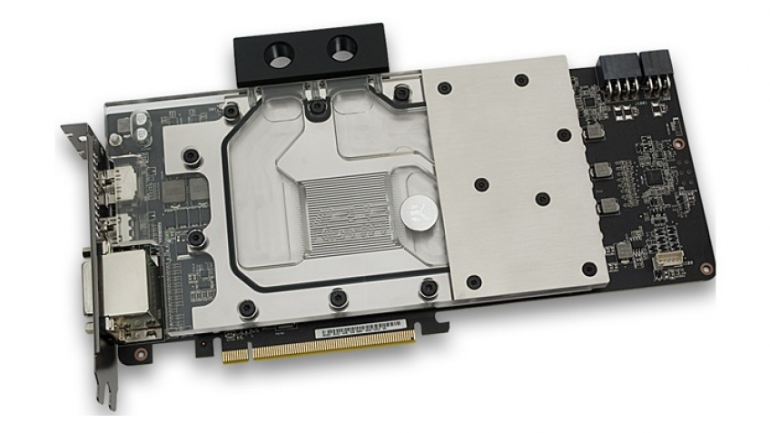 EK Water Blocks представила водоблок для R9 290/290X DirectCU II