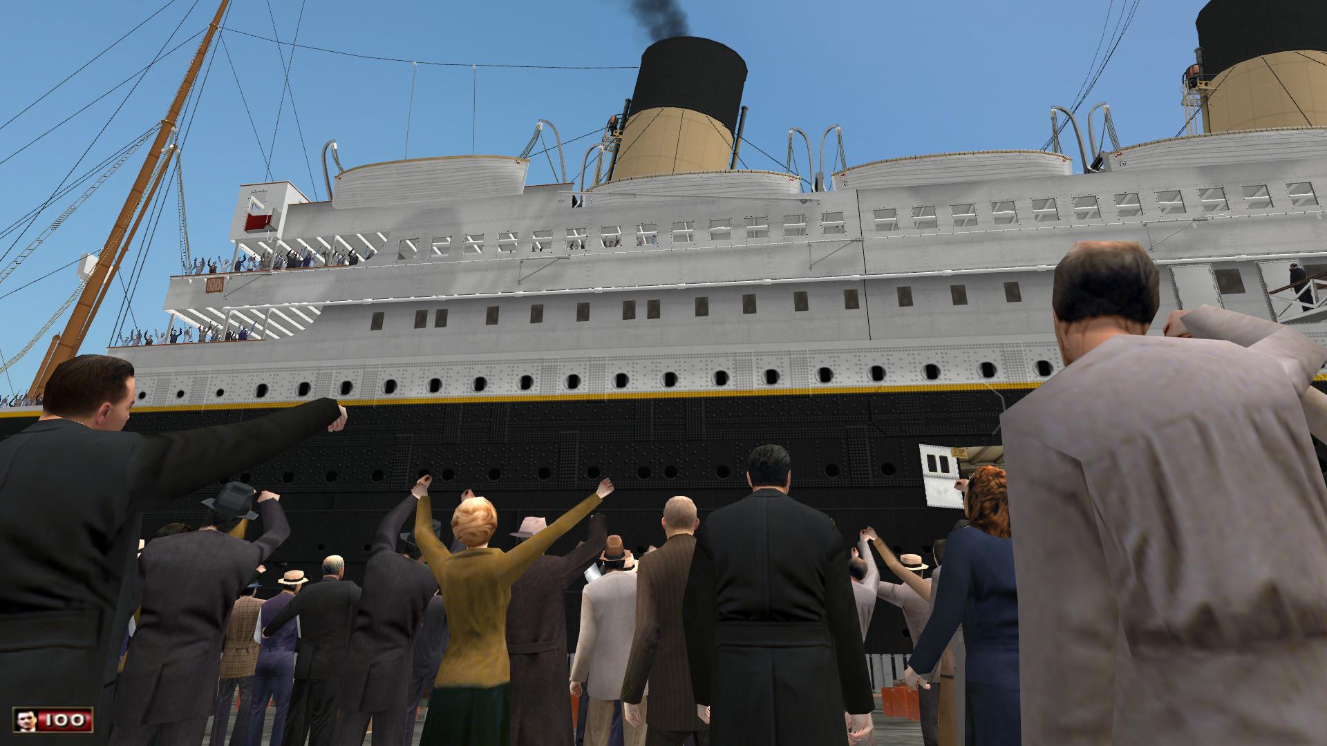Вышла первая часть модификации Mafia Titanic