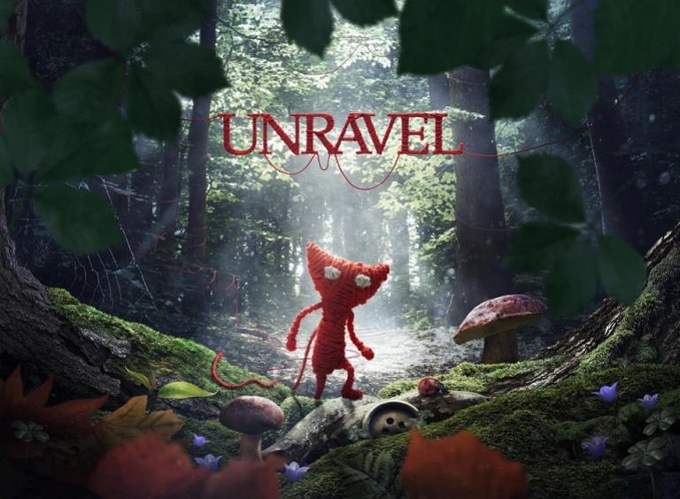 Новый трейлер Unravel посвятили игровой музыке