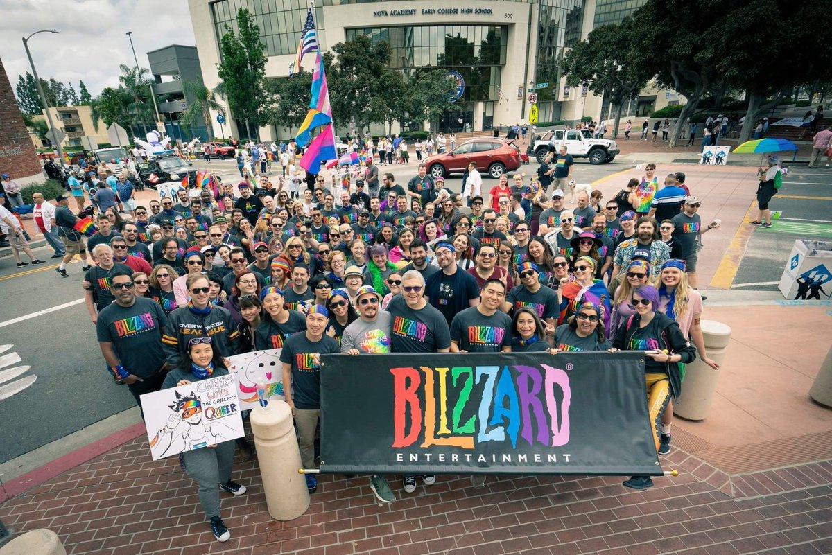 Сотрудники Blizzard «выдают» друг другу свои зарплаты и прибавки