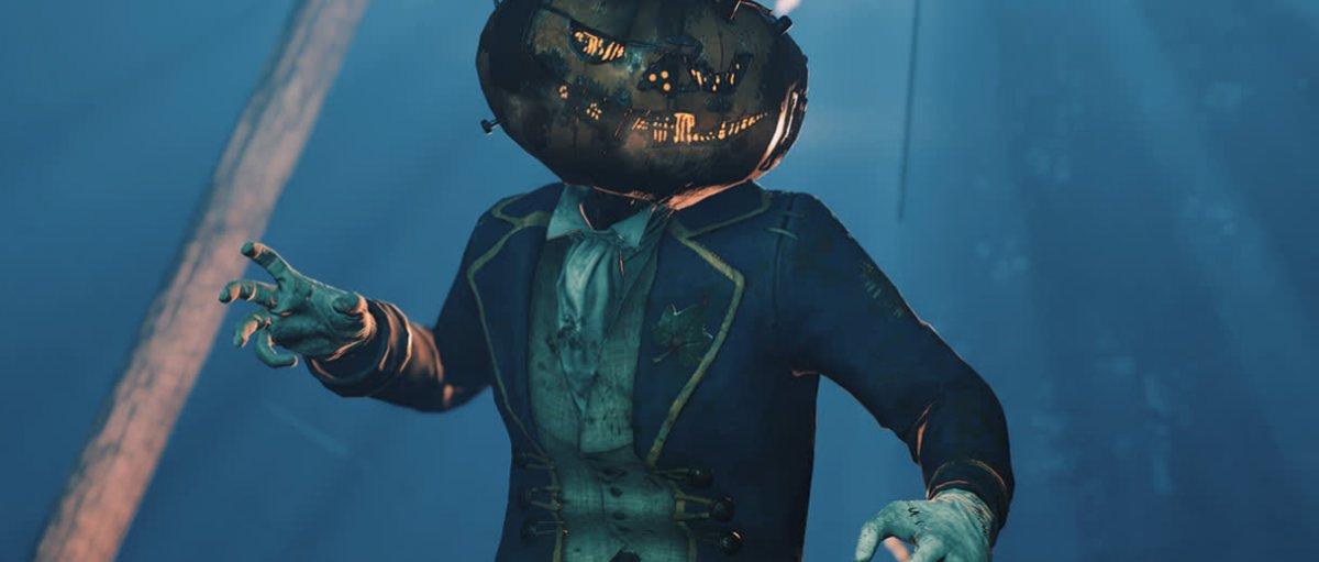 В Fallout76 готовятся к празднованию Хэллоуина и Дня, когда упали бомбы