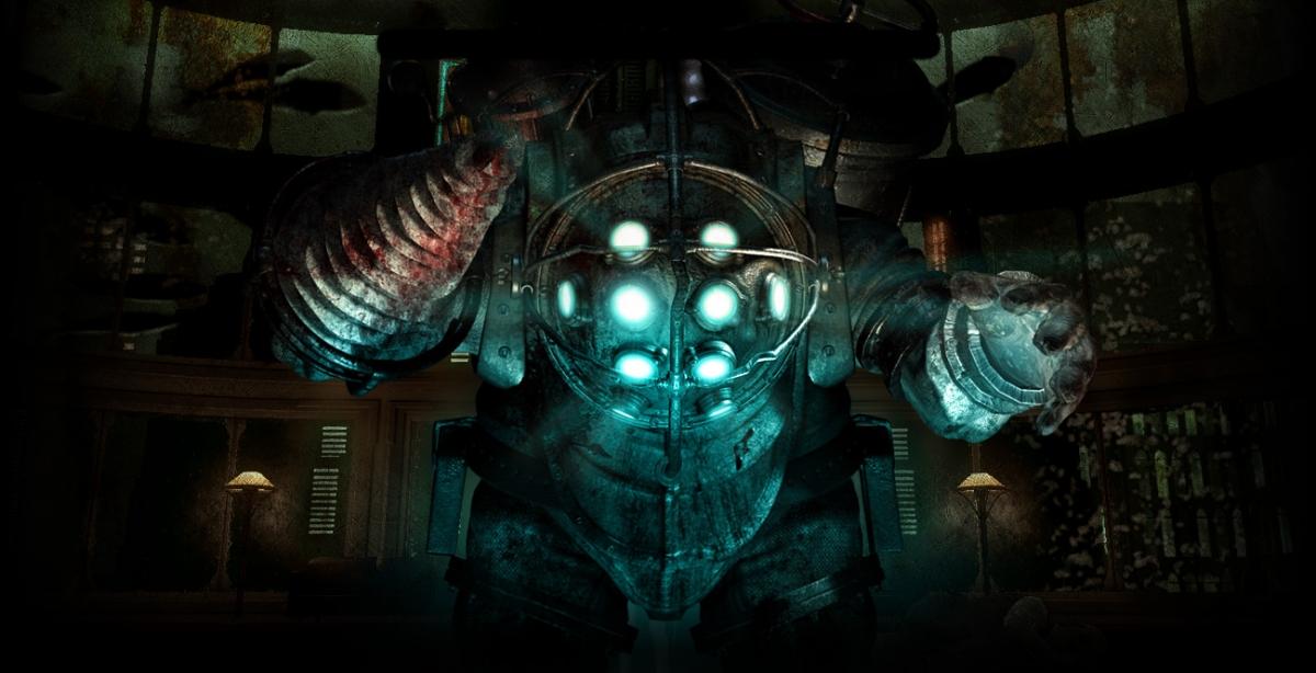 Kotaku: секретная студия Take-Two работает над новой BioShock