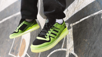 Adidas представила кроссовки в стиле Xbox