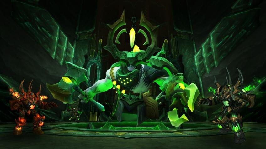 Blizzard приглашает вернуться в World of Warcraft