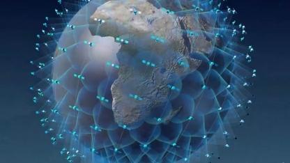 Спутниковый интернет OneWeb «разогнали» до 400 Мбит/с