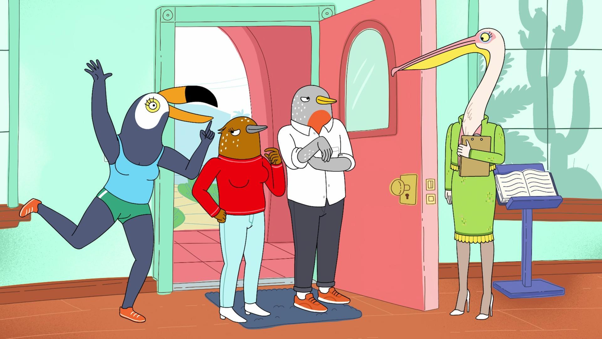 Adult Swim возродил мультсериал «Тука и Берти» от авторов «Коня БоДжека»