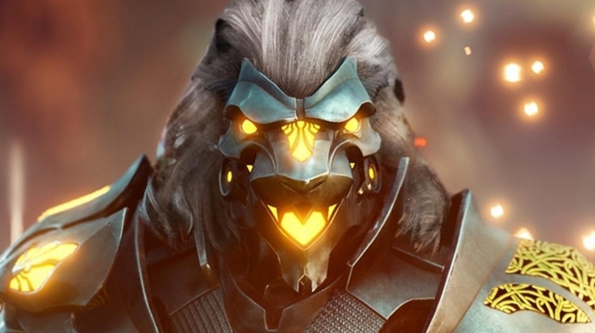 Ещё6 секунд геймплея Godfall, первой анонсированной игры для PS5