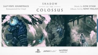 Саундтрек Shadow of the Colossus выйдет на виниловых пластинках