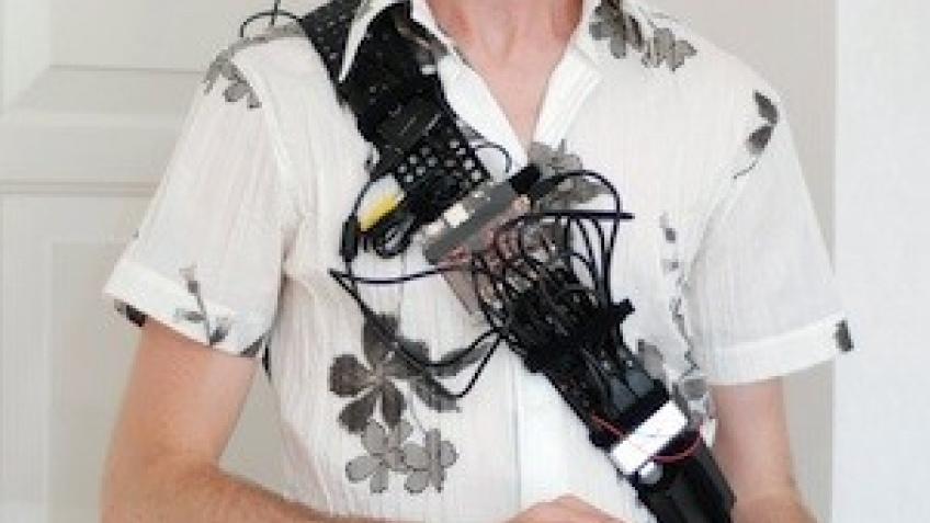 Переносной DIY-компьютер для гиков