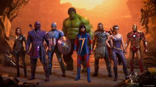 В «Мстителях» для PlayStation и PC пройдут бесплатные выходные