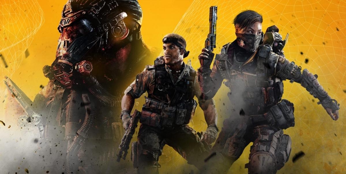 Патч первого дня для Call of Duty: Black Ops4 весит 50 ГБ
